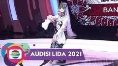 Tak Hanya Suara Merdu Tatu (Banten) Juga Pandai Tari Tradisional!! Bikin Reza Da Makin Terpukau!!!   LIDA AUDISI 2021