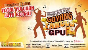 Goyang Yahuud GPU
