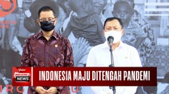 Pergerakan Indonesia Maju ditengah Covid-19, Stunting jadi Fokus Jokowi