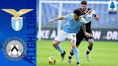 Match Highlight | Lazio 1 vs 3 Udinese | Serie A 2020