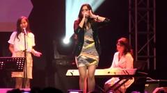 Raisa - Pergilah | Live Konser@ JJF 2012 [HD]