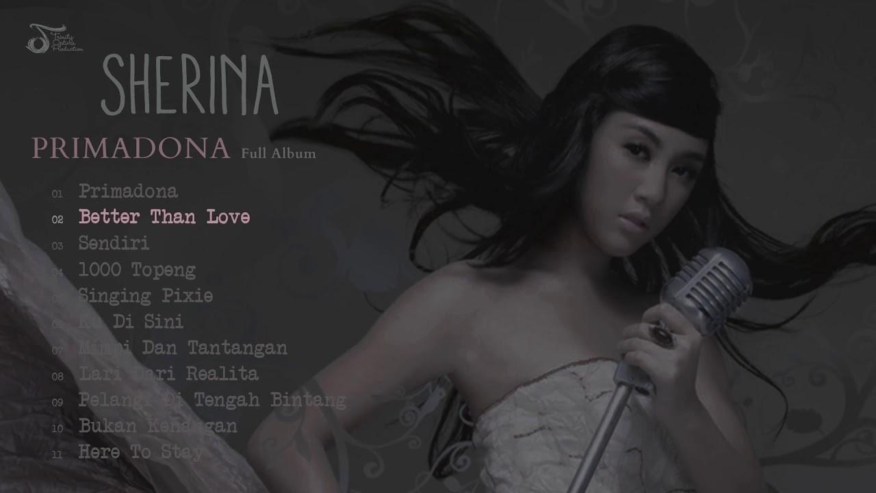 Streaming SHERINA - PRIMADONA (FULL ALBUM) - Vidio.com