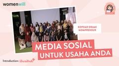 Orami Mompreneurs Community : Memanfaatkan Sosial Media Untuk Usaha | Event Orami