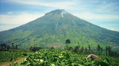 Gunung Sumbing (3.371 Mdpl)