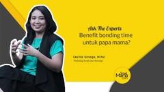 Smartmama: Ask The Experts: Pentingnya Family Bonding Time