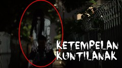 Gendong Kuntilanak pulang (cerita-3) #jangantakut