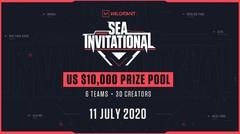 Saksikan Valorant SEA Invitational 2020 !