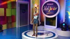 WAH! Ternyata begini ya suara Junior yang campuran Timor dan Medan!  KEREN BANGET!