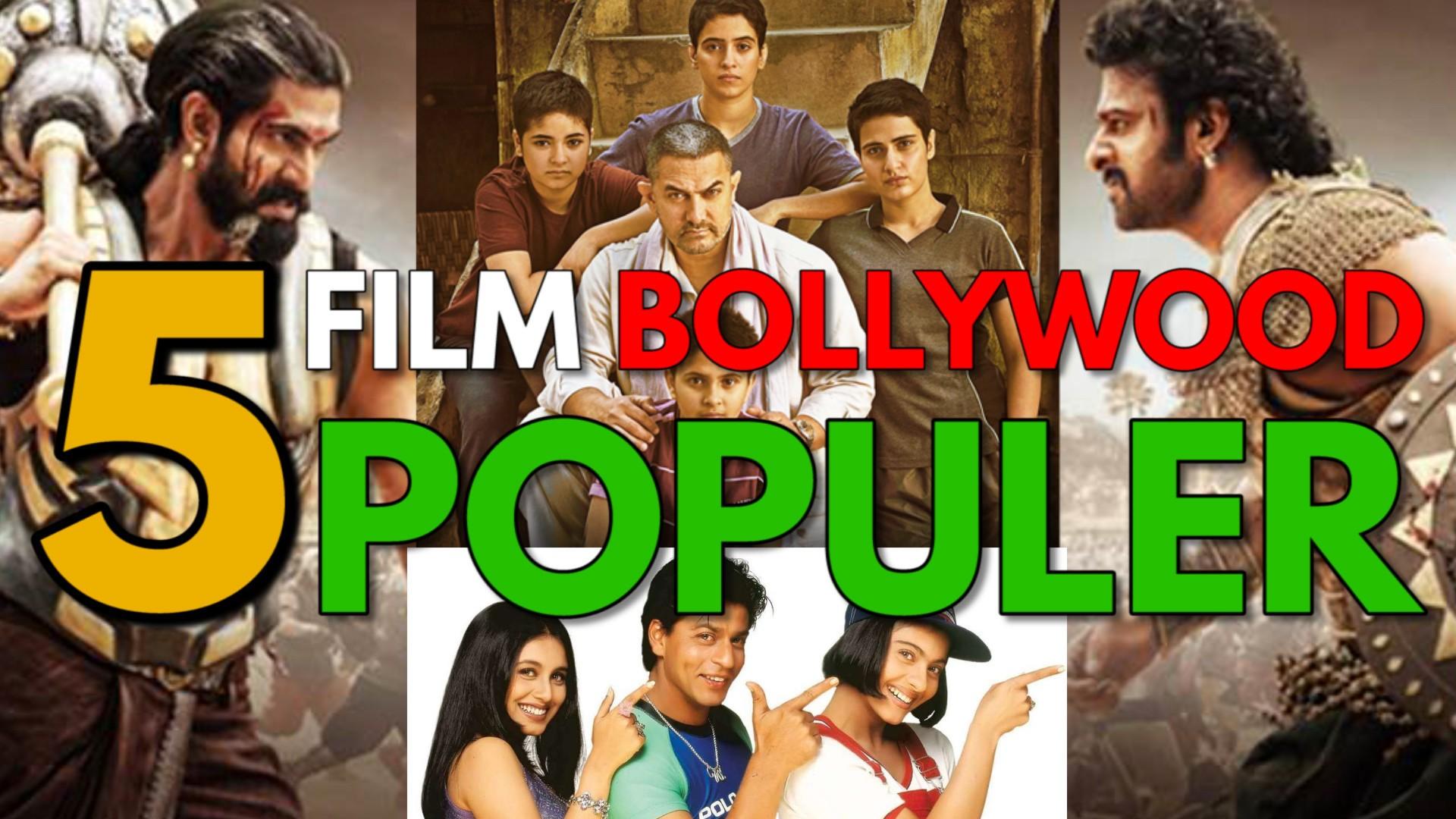 Kuch Kuch Hota Hai dan Deretan Film Bollywood yang Populer - Vidio com