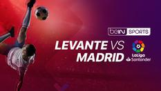Levante vs Real Madrid - La Liga - 23 Feb 2020 | 03:00 WIB