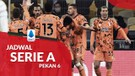 Jadwal Liga Italia Pekan 6, AC Milan Hadapi Udinese, Juventus Tantang Spezia