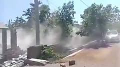 Tragedi gempa di lombok