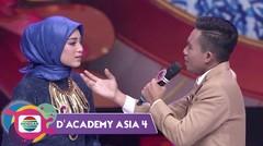 WAWW! Ekarat Direbutin sama 4 Wanita Cantik nih! | D'Academy Asia Top 36