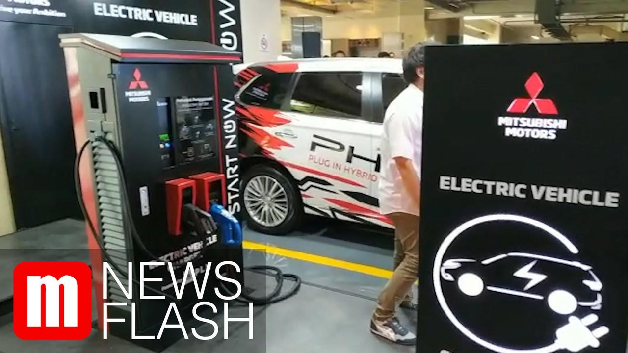 850 Mobil Listrik Fast Charging HD Terbaik