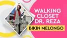 Walking Closet Dokter Reza Gladys, Jamie Chua Kalah