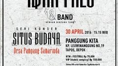[Full] Konser Situs Budaya Iwan Fals