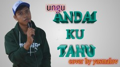 andai ku tahu_ungu (cover)