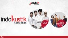 Keseruan Indokustik Ramadan bersama GIGI dan Kanda Brothers