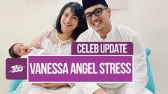 Celeb Update! Suami Vanessa Angel, Bibi Ardiansyah Menangis di Pengadilan