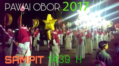 Pawai Obor & Lampion menyambut tahun baru islam 1 Muharram 1439 Hijriah di Sampit