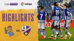 Match Highlight | Real Sociedad 4 vs 1 Huesca | La Liga Santander 2020