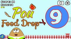 Pou Food Drop Part 9
