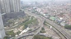 [4K] Drone Stock Footage - West Jakarta ( Jakarta Barat )