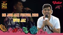 Exclusive Interview With Jaz - Java Jazz Festival 2020