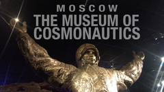 Museum Cosmonautics di Moscow