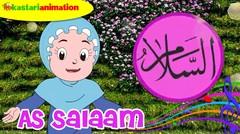 AS SALAAM | Lagu Asmaul Husna Seri 1 Bersama Diva | Kastari Animation