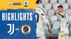 Match Highlights | Juventus 3 vs 0 Spezia | Serie A 2021