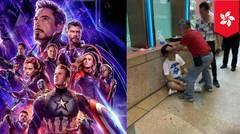 Pria dikeroyok penonton karena spoiler Avengers: Endgame - TomoNews