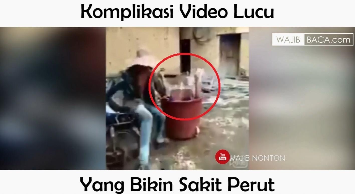 Hari Senin Masih Tegang Lemesin Dulu Sama Kumpulan Video Kocak Ini