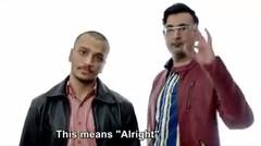 Cara membaca gerakan kepala orang India