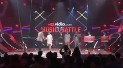 Pengumuman Juara Grand Final Vidio.com Music Battle