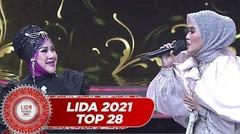"Speechless!!! Duet Maut Ratna (Kalsel) Feat Elvy Sukaesih ""Sumpah Benang Emas"" Bikin Ratna Gemetarann!!   Lida 2021"