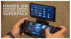 Hands-on Aksesori Gaming ASUS ROG Phone II SuperPack