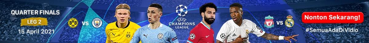 MKT - Champions League 15 April