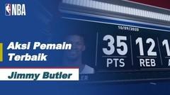 Nightly Notable | Pemain Terbaik 10 Oktober 2020 - Jimmy Butler | NBA Regular Season 2019/20