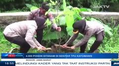 4.000 Pohon Ditanam Di Sekitar TPU Kayumanis