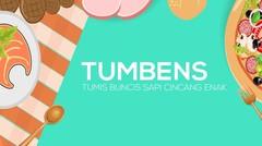 Tumbens (Tumis Buncis Sapi Cincang Enak)