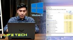 Mempercepat Kinerja Windows 10 Dijamin Ampun, 100% Pasti Berhasil! l Tech Tips l LIFE TECH