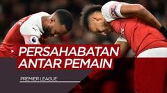 Alexandre Lacazette / Pierre-Emerick Aubameyang dan 3 Bromance Di Premier League