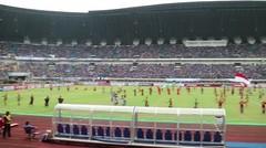 Pembukaan Piala Presiden 2018