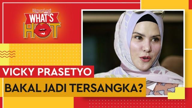 Status 'Naik', Angel Lelga Sebut Vicky Prasetyo Bakal Jadi Tersangka?