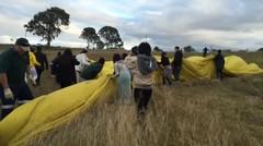 Ini Caranya untuk Mengemas hot air balloon di the Gold Coast