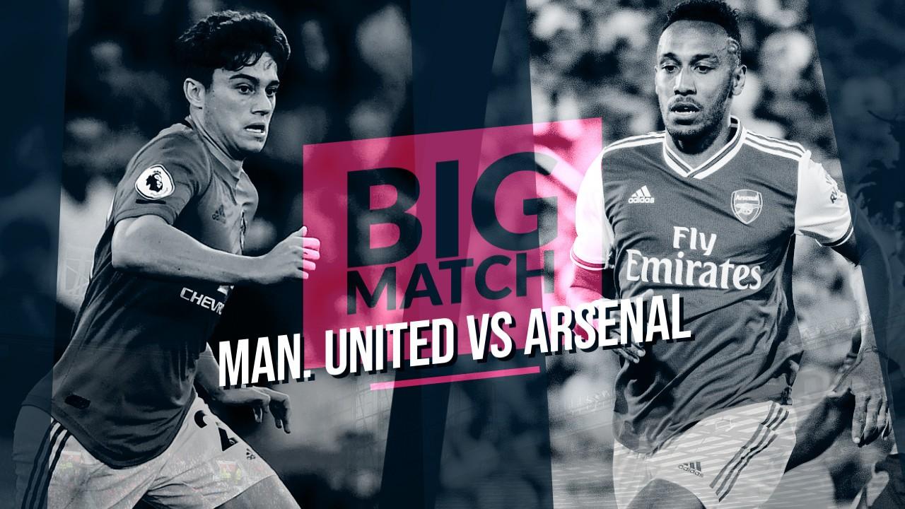 Manchester United Vs Arsenal Peluang Besar The Gunners Menang Di Old Trafford