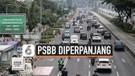 PSBB Transisi DKI Diperpanjang, Ganjil Genap Tak Berlaku