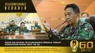 Teleconference Kasad Terkait Rencana Pembangunan RS TNI AD serta Kesiapan Pembukaan Pendidikan