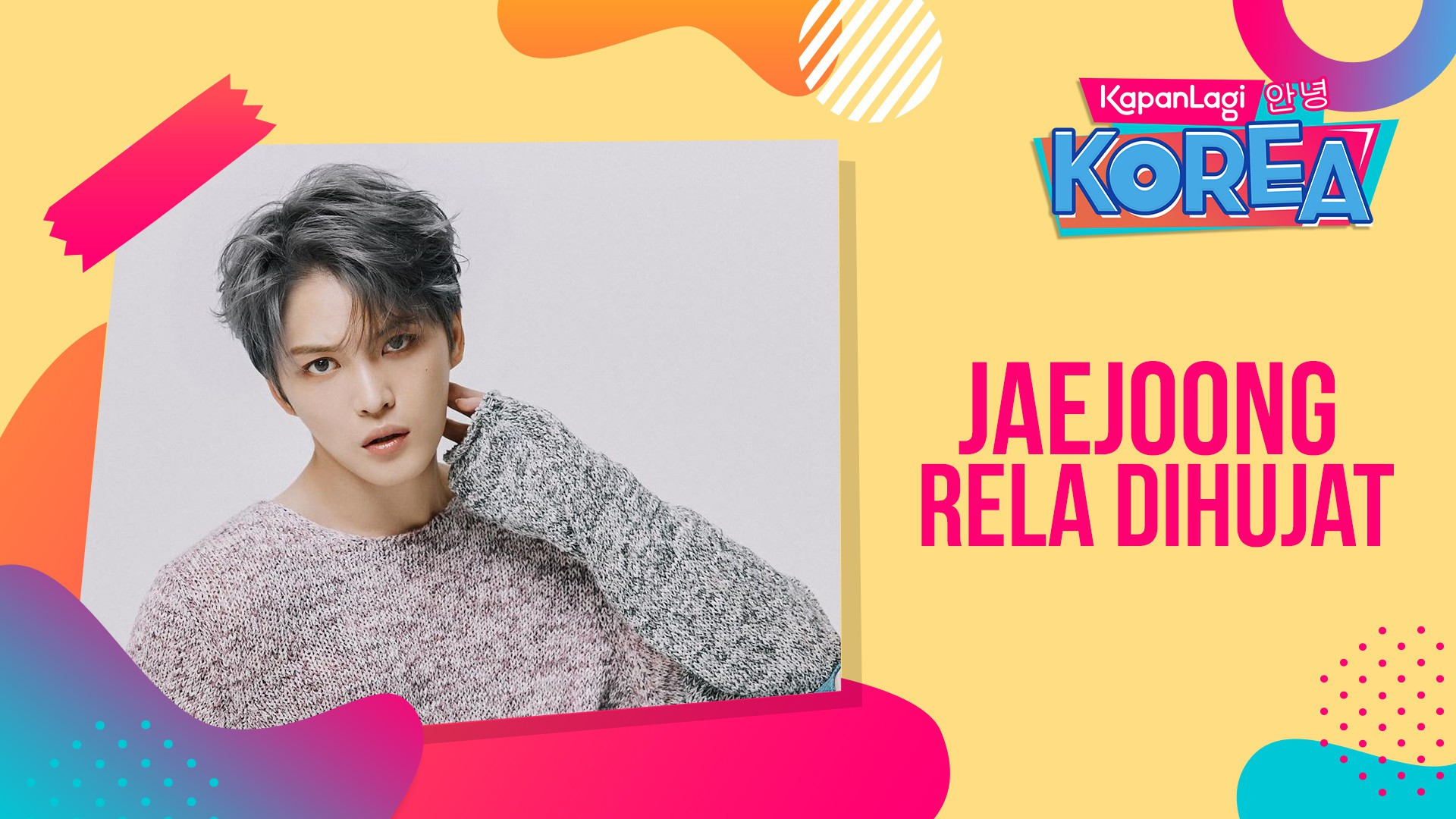 Jaejoong Jyj Mengaku Positif Corona Ternyata April Mop Vidio Com